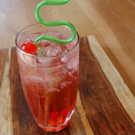 How to make a shirley temple