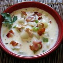 New England Clam Chowder 1
