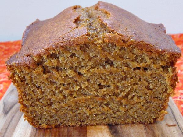 Gluten- Free Pumpkin Bread RecipeBoy
