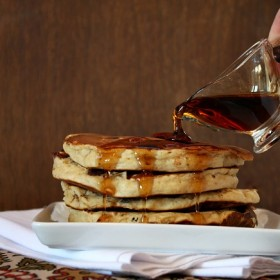 Peanut Butter Pancakes 7