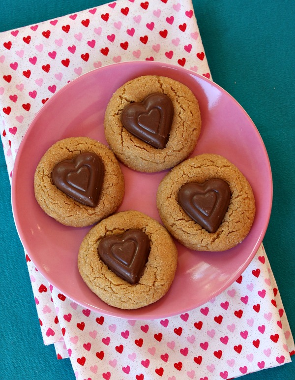 Chocolate valentine s day cookies recipe