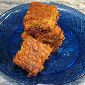 Chocolate Chip Blondies 1