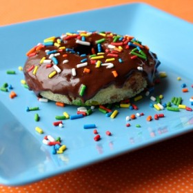Cake Batter Doughnuts 7