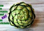 How to Eat an Artichoke 1