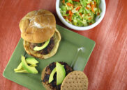 Jerk Turkey Burgers 1