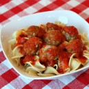 Pesto- Turkey Meatballs 1