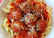 Turkey- Pesto Meatballs