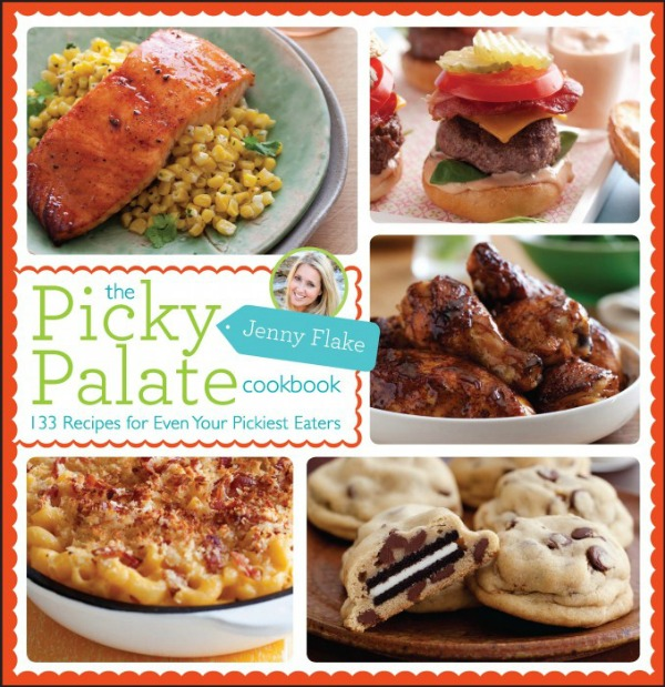 The Picky Palate Cookbook cover
