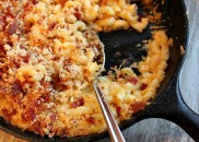 Skillet Macaroni and Cheese 5