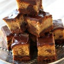 Peanut Butter Brownie Bites - RecipeBoy.com