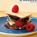 Raspberry Nutella S'Mores