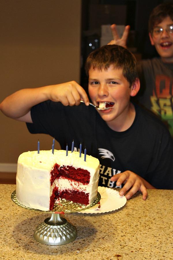 Brooks 12th Birthday 2
