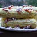 Corn on the Cob with Bacon Butter