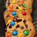 Chocolate Chip M&M Cookies - RecipeBoy.com