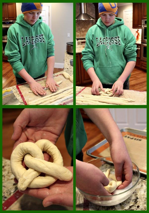 Homemade Soft Pretzels 4