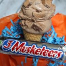 3 Musketeers Ice Cream Recipe