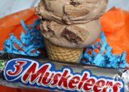3 Musketeers Ice Cream