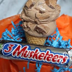 3 Musketeers Ice Cream Recipe