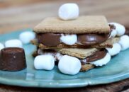 Chocolate- Caramel S'Mores