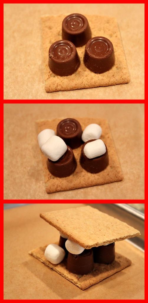 Chocolate Caramel S'Mores 2