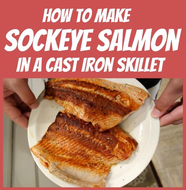 How to Make Sockeye Salmon