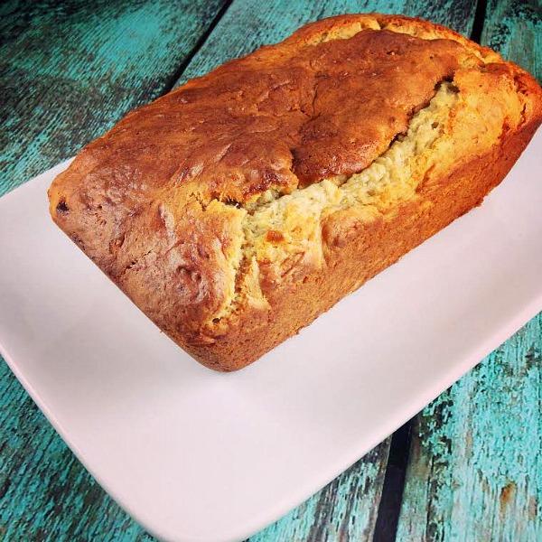 Gluten Free Banana Bread #recipe