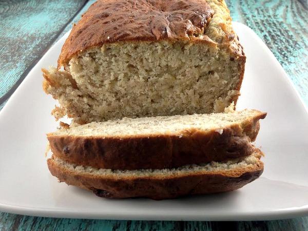 Gluten- Free Banana Bread | RecipeBoy