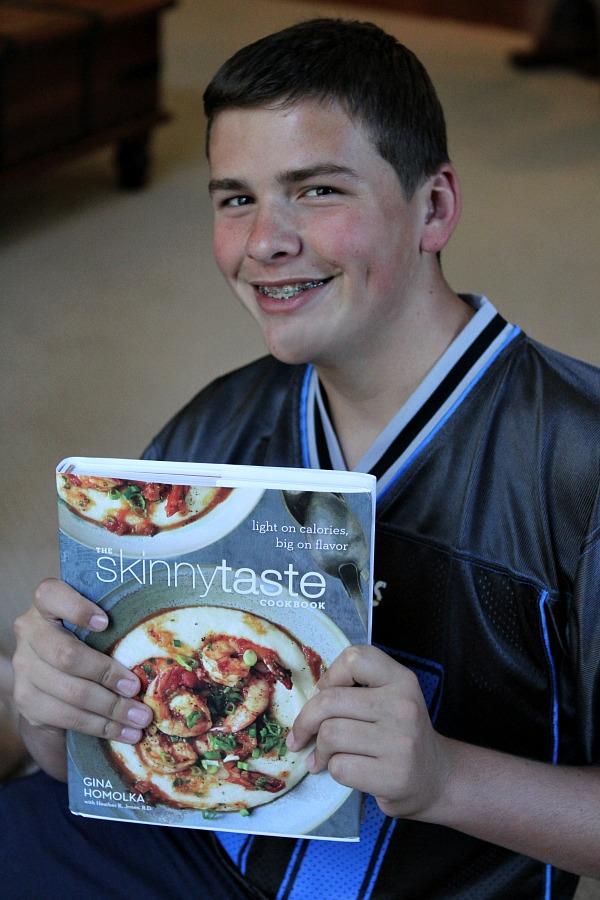 Skinnytaste Cookbook Giveaway
