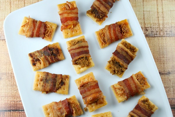 Bacon Crackers Recipe