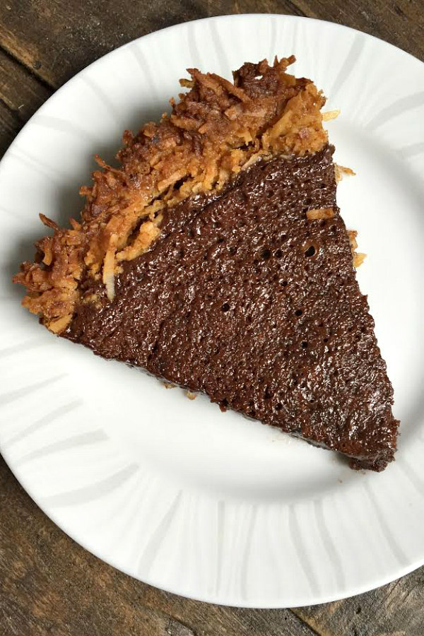 Chocolate Pie Recipe - RecipeBoy.com