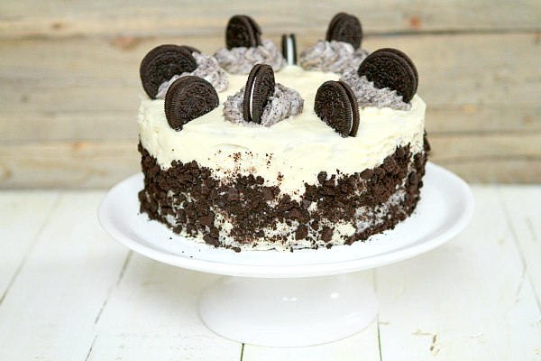 Oroe Cookie Ice Cream Cake