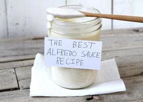 Best Alfredo Sauce Recipe