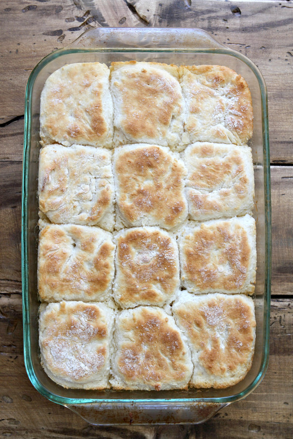 Billion Dollar Buttery Biscuits recipe - by RecipeBoy.com