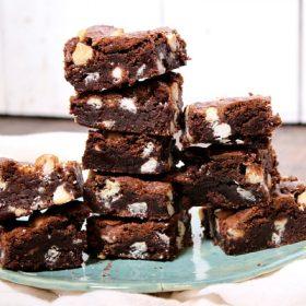 Blizzard Brownies