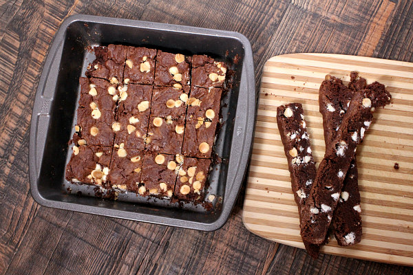 Blizzard Brownies recipe - from RecipeBoy.com