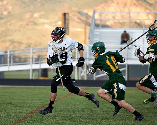 Brooks Lange - Galena Lacrosse