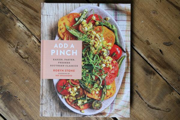 Add a Pinch Cookbook by Robyn Stone