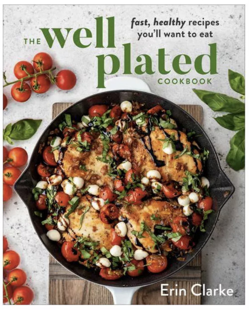 The Well Plated Cookbook Cover