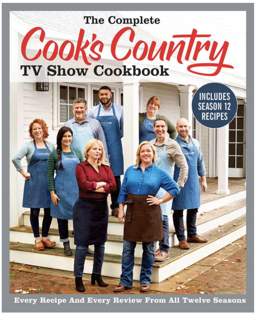 The Cooks Country TV Show Cookbook cover