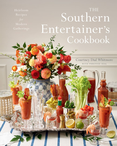 The Southern Entertainer's Cookbook Cover
